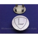 "Alloy Wheel Center Cap ""L"" (Lancia Scorpion, Montecarlo) - U8"