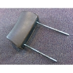 Head Rest Brown (Fiat 128 Sedan / Wagon Late Style) - U8