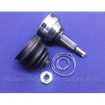 Axle CV Joint - Outer KIT 4-Spd (Fiat X1/9, 128, Yugo, 127) - NEW