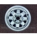 "Alloy Wheel Cromodora CD-134 / Speedline ""Turbo""  14x6 (Fiat 124 Spider 1981-82, 124 Spider Turbo + Other Fiat) - U8.5"