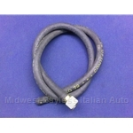 Fuel Hose Supply Line (Lancia Beta Coupe, Zagato 1981-82) - OE NOS