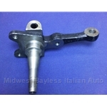 Spindle Front Left - 90mm (Fiat 850 Spider, Coupe 1968.5-73) - OE NOS