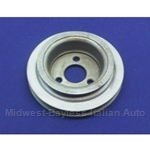 Water Pump V-Belt Pulley Dual Groove for Smog Pump - 6mm (Fiat X19 1978-80) - U8