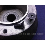 Screw M5x.8 Allen Head - For Steering Wheel Hub Boss (Fiat Lancia All) - NEW