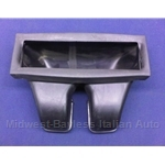 Dash Vent - Center Duct - With-AC (Fiat Bertone X1/9 1979-88) - U8