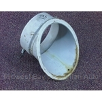 Covered Headlight Lens / Glass Housing (Fiat 850 Spider 1965-67, Miura) - U7.5