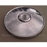 Hub Cap 235mm (Fiat 124 Spider Coupe 1968-72) - OE NOS