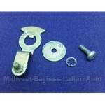 Door Handle Exterior Lock Pawl LEFT/RIGHT  (Fiat Pininfarina 124 Spider 1978-85) - U8