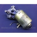 Headlight Motor Left (Fiat Bertone X1/9 1983-88) - U8
