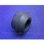 Trailing Arm - Upper / Panhard Rod 18mm Rubber Bushing - Half (Fiat 124 All to 1972 + 1973-78) - NEW