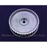 Auxiliary Shaft Pulley DOHC - Steel (Fiat 124, 131, Lancia to 7/1979) - U8