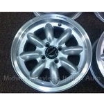 "Alloy Wheel ""PANASPORT"" 14x6 (Fiat X19, 124, 131, 128, Lancia) - NEW"