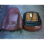 Seat Left / Right (Fiat X1/9 Series 1 - 1975-78) - U7.5