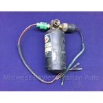 Air Conditioning Dryer w/2 switch ports (Lancia Beta Coupe, Zagato, HPE 1981-82)  - U8
