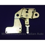 Trunk Latch - Power Lock w/o Solenoid (Pininfarina 124 Spider 1983-85) - OE NOS
