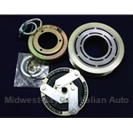 Air Conditioning Compressor Clutch Assembly - Double Groove (Lancia Beta 1979-On) - OE NOS