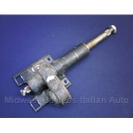 Steering Column Assembly (Fiat 124 Spider 1968-72) - U8