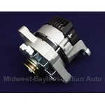 Alternator 55A (Fiat X19 All, 128, Yugo, Strada/Ritmo All) Without AC, Self Regulated - NEW