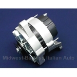Alternator 65A (Fiat X19 All, 128, Yugo, Strada/Ritmo All) Without AC, Self Regulated - NEW
