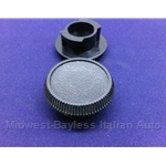 Door Panel Window Winder Plastic Plug (Lancia  Beta) - U8
