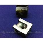 Well Nut w/Clip for #8 Screw (Fiat 124, 131, Yugo) - U8