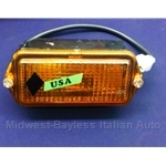 Turn Signal Lamp Right Fiat 128 (1973) - OE NOS