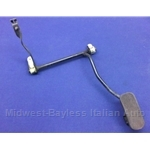 Accelerator Pedal Assembly (Fiat Pininfarina 124 Spider 1975-85) - U8