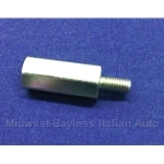 Timing Belt Cover DOHC Stud Stand Off (Fiat Pininfarina 124 Spider, Lancia Beta) - OE / RENEW