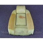 Seat Foam Cushion Upper (Fiat Bertone X1/9 1979-On) - U8