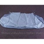 Seat Cover Upholstery Rear Bottom (Yugo GV 1986) - OE NOS