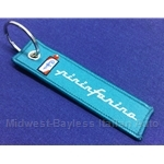 "Key Fob Key Ring ""PININFARINA"" - NEW"