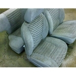 Seat SET Front + Rear - GV Plus (Yugo) - U7.5