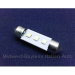 Light Bulb LED 12v / 5w Courtesy Light  (Fiat Lancia) - NEW