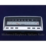 Instrument Cluster (Fiat 124 Wagon 1970) - OE NOS