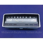 Instrument Cluster (Fiat 124 Wagon 1971-73 w/Automatic Trans) - OE NOS