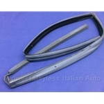 Window Glass Weatherstrip / Channel Right (Yugo All) - OE NOS