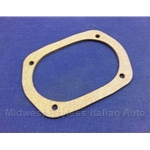 Air Cleaner Top Gasket ADFA / ADHA (Fiat 124 Spider, 131 1975-80) - NEW