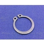 Trans Bearing Input Shaft Bearing Snap Ring 28mm x 2mm (Fiat 124, 131 All) - U8