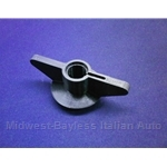 Convertible Top Compartment Latch Handle (Fiat 850 Spider) - NEW