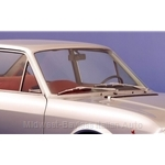 Windshield Glass - Clear (Fiat 124 Coupe 1967-73+ All) - EURO MAKER