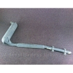 Exhaust Muffler Center Section (Lancia Beta All) - OE NOS
