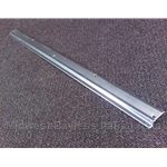 Door Sill Threshold Kick Plate Left / Right (Fiat 124 Coupe All) - U7.5