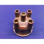Distributor Cap - Straight Terminals  (Lancia Beta, Other FIAT) - NEW