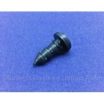 Floor Mat / Guard Rubber Fastening Button (Fiat 850, Lancia) - NEW