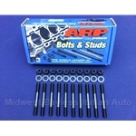 Crankshaft Main Bearing Cap Saddle Stud Kit - A.R.P. (Fiat SOHC All)