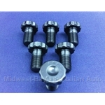 Flywheel Bolt M12x22mm 1.25 R12 SET 6x DOHC - A.R.P.
