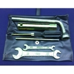 Factory Trunk Tool Kit - Soft Roll (Fiat 124, X1/9, 131 1979-On) - OE