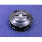 Brake / Clutch Fluid Reservoir Cap Early Style (Fiat 124, X19, 128, 131, Lancia) - NEW