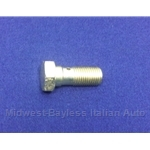 Brake Banjo Bolt 3/8-24 x 24mm (Fiat Pininfarina 124, X1/9 1979-88, 128, 850, 131, Lancia FRONT) - NEW/RENEWED
