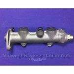 Brake Master Cylinder (Fiat 131 Brava 1978-on, Strada All) - NEW